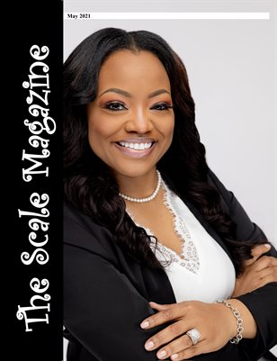 The Scale Magazine - May 2021 - Crystelle Jones