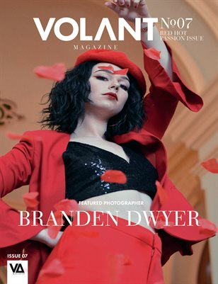 VOLANT Magazine #07 - RED HOT PASSION Issue Vol.07