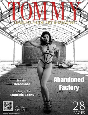 Herodiade - Abandoned Factory - Maurizio Scanu