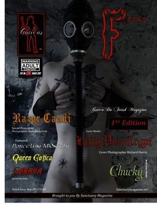 Gotica Da Fetish Magazine Vol#1