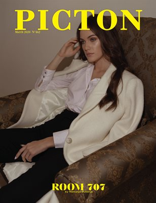 Picton Magazine MARCH  2020 N462 Cover 6