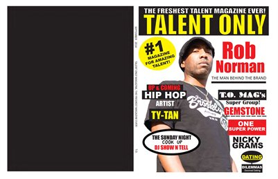 Talent Only Magazine Issue 4