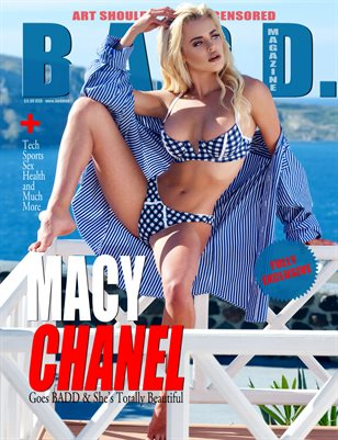 Macy Chanel Goes BADD (Fully Exclusive & Uncut)