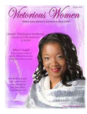 Victorious Women Magazine (Spring 2016)