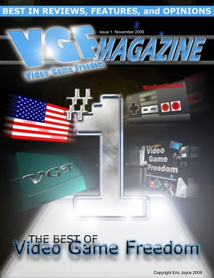 issue 1. November 2009