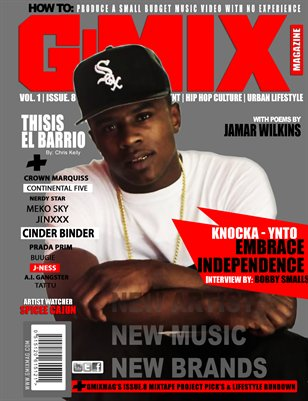 G.Mix Magazine Vol.1 - Issue.8