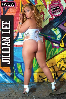 WCW POSTER JILLIAN LEE