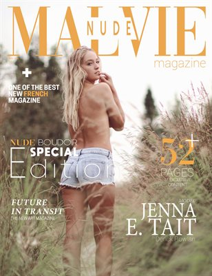 MALVIE Mag | NUDE and Boudoir Special Edition | Vol. 01 | MAY 2020