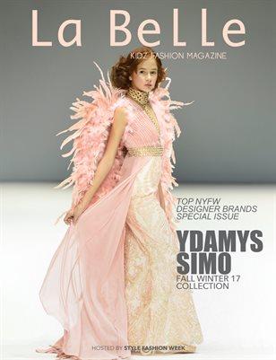 NYFW fw17 - Ydamys Simo