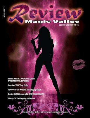 Review Magic Valley Issue 4 Spiecial Ladies Edition