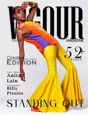 Vigour Magazine October Issue 9