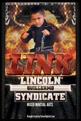 Lincoln Guillermo Poster