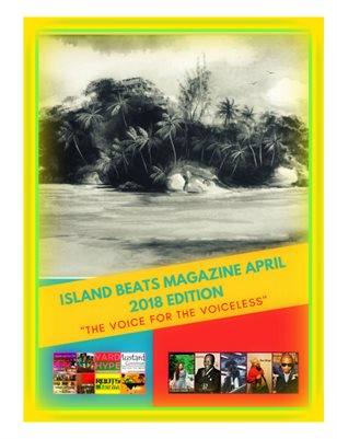 Island Beats Magazine April 2018
