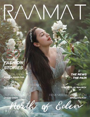 RAAMAT Magazine July 2021 Issue 2