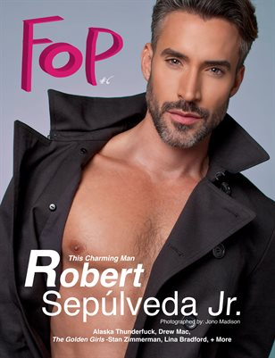 Issue #6 -Robert Sepúlveda Jr.