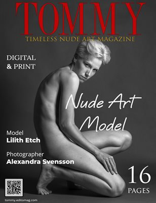 Lilith Etch - Nude Art Model