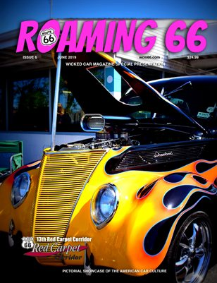 ROAMING 66 COLLECTORS ISSUE 1