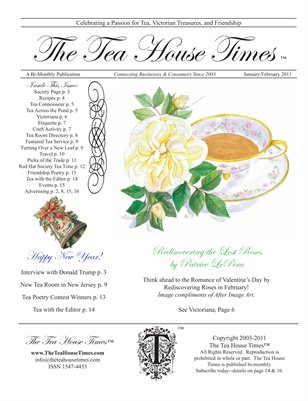 The Tea House Times Jan/Feb 2011 Issue