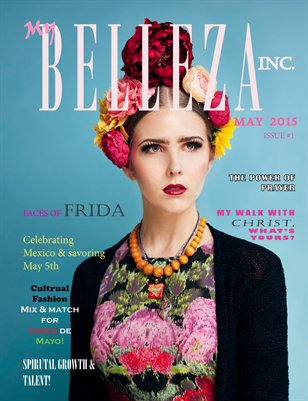 My Belleza Inc Magazine Issue nO1