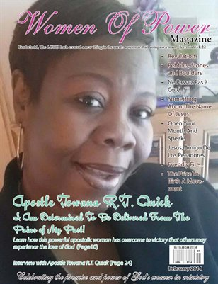 Women of Power Magazine, February 2014