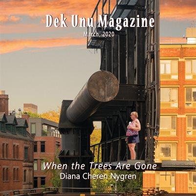 Dek Unu Magazine - Diana Cheren Nygren