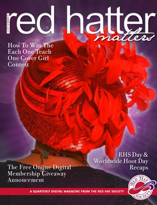 Red Hatter Matters, Summer 2017