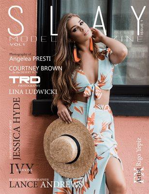 Slay Model Magazine September 2017