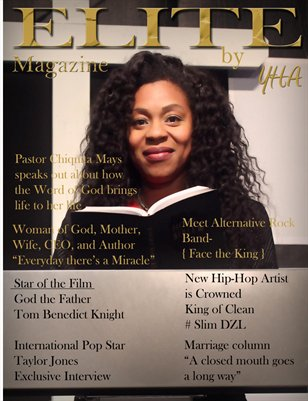 (Jan-Feb ISSUE) Elite Magazine by Y.H.A