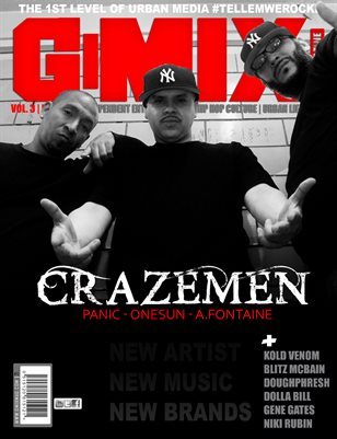 G Mix Magazine Vol3 - Issue21