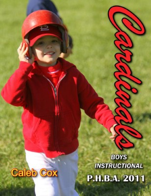 2011 P.H.B.A. Boys Instructional Cardinals 3
