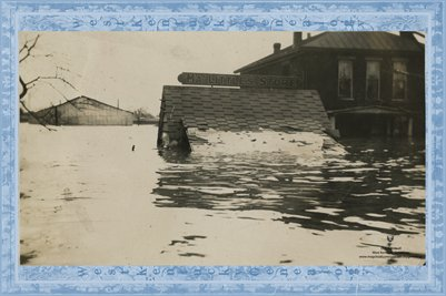 1937 Paducah, McCracken County, Kentucky Flood Collection12