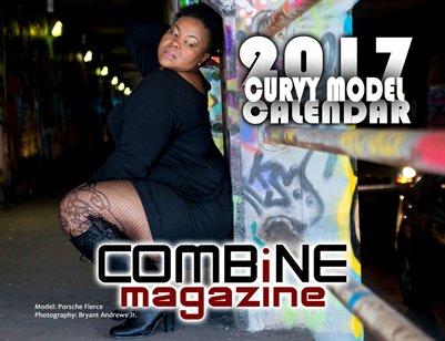 COMBiNE Magazine 2017 Curvy Calendar