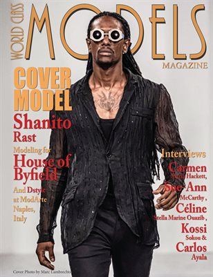 World Class Models Magazine with Shanito Rast