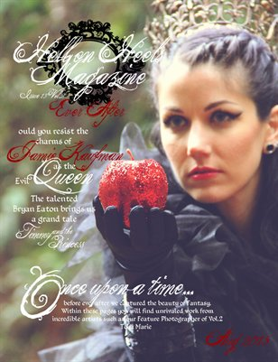 Hell on Heels Magazine August 2015 Issue 13 Vol.2 Ever After