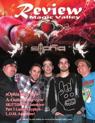 Review Magic Valley Issue 7