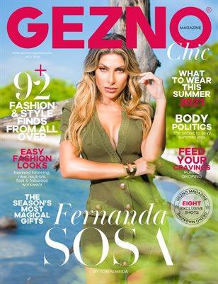 GEZNO Magazine July 2021 Issue #09