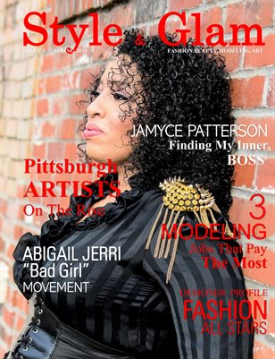 Style & Glam Magazine Issue 1 Spring 2018
