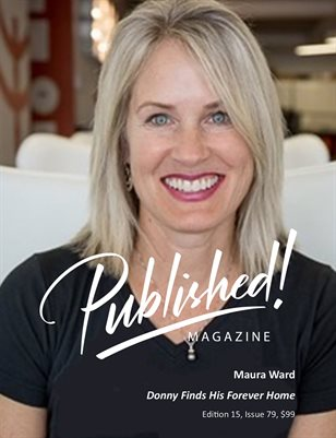 PUBLISHED! #15 Excerpt featuring Maura Ward!
