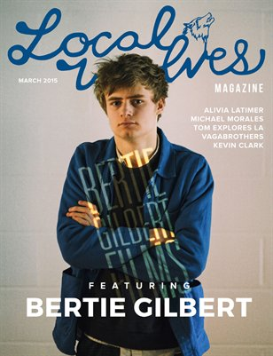 ISSUE 23 - BERTIE GILBERT