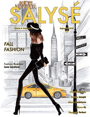 SALYSÉ Magazine | Vol 4 : No 90 | September 2018