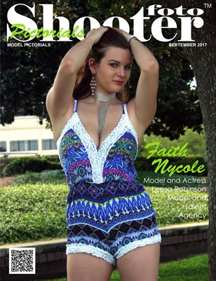 Shooterfoto™ Pictorials with Faith Nycole