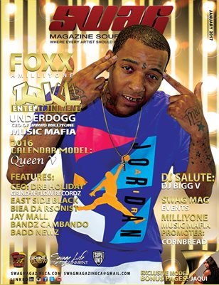 SWAG MAGAZINE SOUF | Edition7