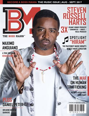 THE MUSIC ISSUE - AUGUST 2017