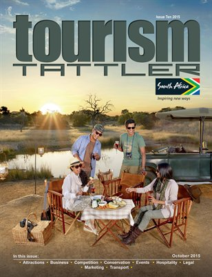 Tourism Tattler October 2015