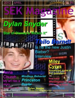 SEK Magazine - April