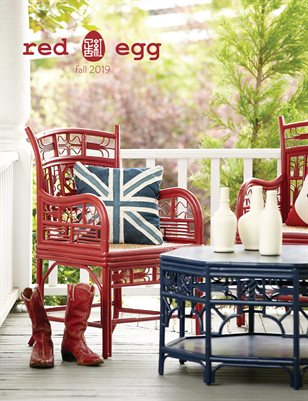 red egg fall catalog 2019