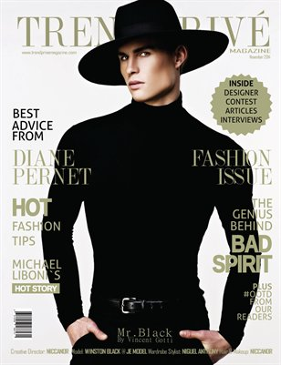 Trend Privé Magazine Fall Issue 2014 VOL.2