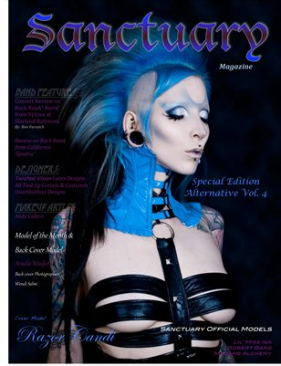 Sanctuary Magazine Vol.4