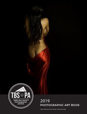 TBSoPA 2019 Photographic Art Book (Walters Edition)