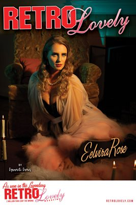EelviraRose  RL133 Cover Poster